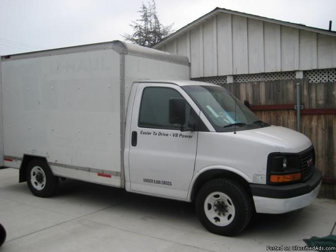 03 GCM cargo van - Price: 9,000