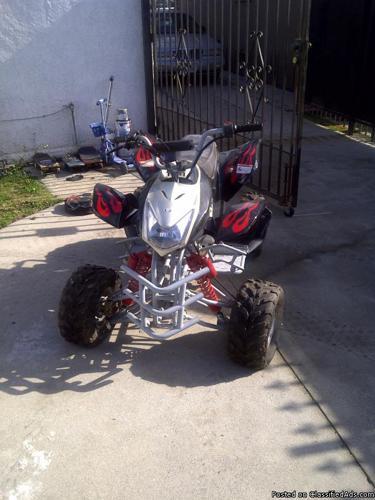 110 CT QUAD - Price: 500