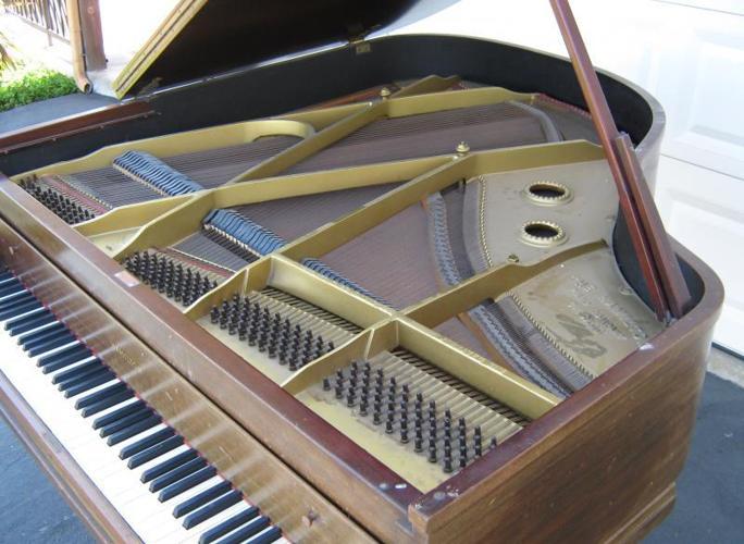 1922 Baby Grand Piano