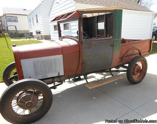 1929 Ford Model A Pick-up