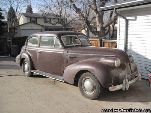 1939 Buick Series 43