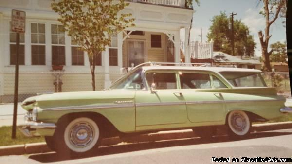 1959 Chevrolet Station Wagon For Sale In Denver, Colorado 80216