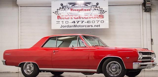 1965 Chevy Malibu SS $440.00 monthly