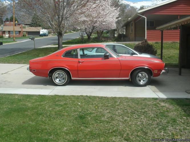 1973 Mercury comet very clean low miles must see to appreciate
