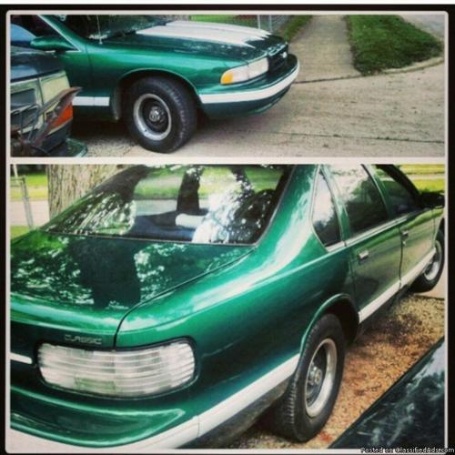 1995 Chevy Caprice