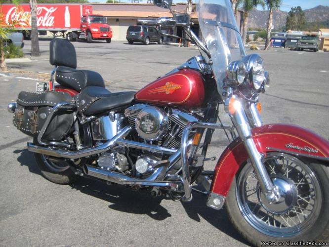 1995 Harley Heritage Softail