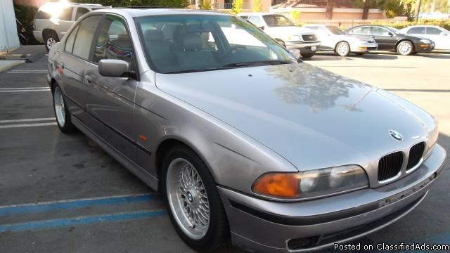1998 BMW 5 SERIES **FRESH START MOTORS**GUARANTEED CREDIT APPROVAL** - Price: 4995