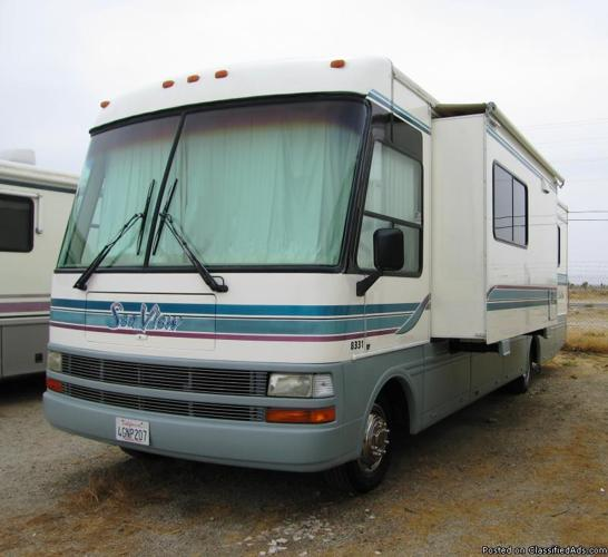 1999 NATIONAL SEA VIEW ONLY 8K MILES