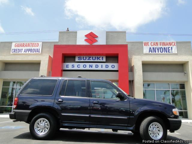2000 FORD EXPLORER - Price: CALL