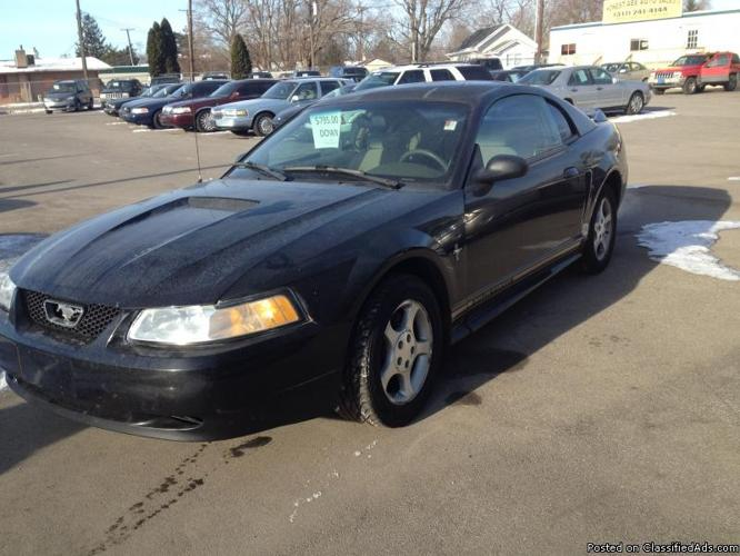 2000 FORD MUSTANG HONEST ABE