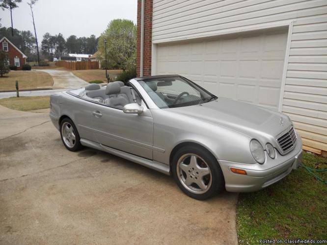2000 mercedes clk 430 cabriolet convertible beautiful. Black Bedroom Furniture Sets. Home Design Ideas