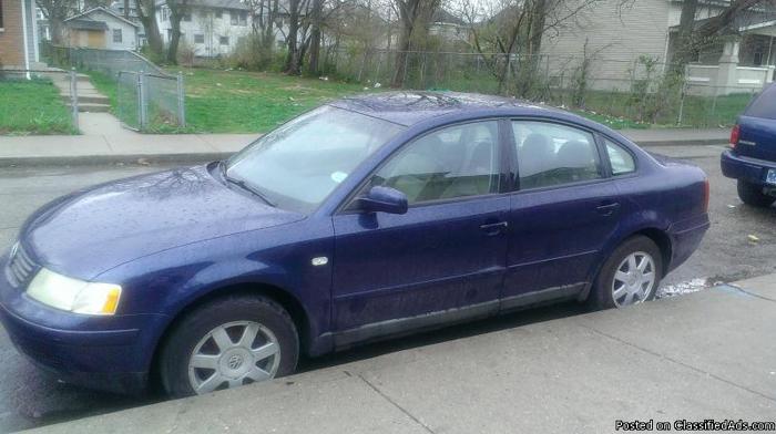 2001 passt VW $500 obo