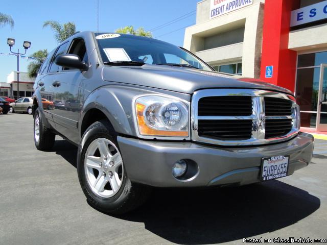 2005 Dodge Durango SLT - Loaded! - Price: call