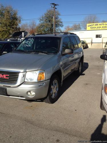 2005 GMC ENVOY HONEST ABE