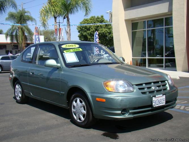 2005 Hyundai Accent - Gas Saver! - Price: call