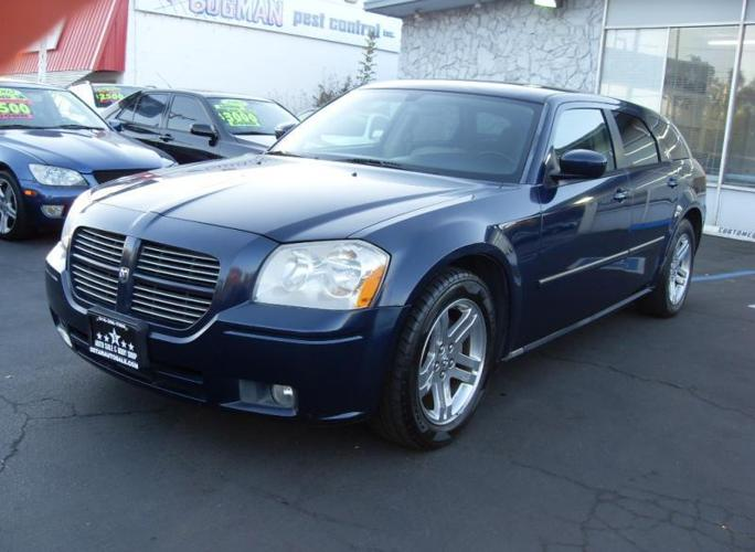 2006 DODGE MAGNUM 4DR BLUE LOADED! CLEAN! RUNS GREAT! LOW MILES!