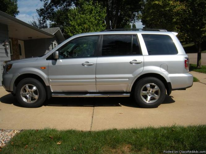 2006 honda pilot price 12 000 for sale in sioux falls south dakota your city ads. Black Bedroom Furniture Sets. Home Design Ideas