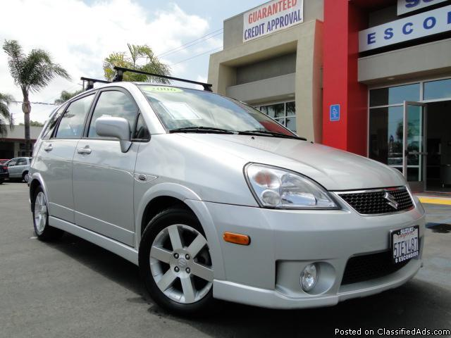2006 Japanese Crossover - Low Miles, Low Price, LOTS of Warranty! - Price: call