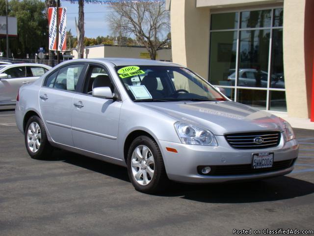2006 Loaded Kia Optima! - Price: call