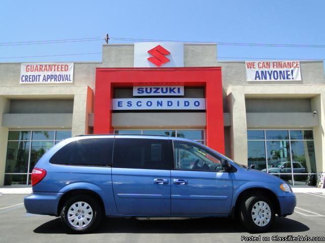 2007 CHRYSLER TOWN & COUNTRY LX - Price: CALL