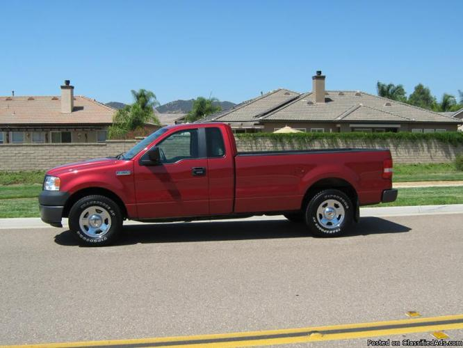 2007 FORD F-150 - Price: 13,500.