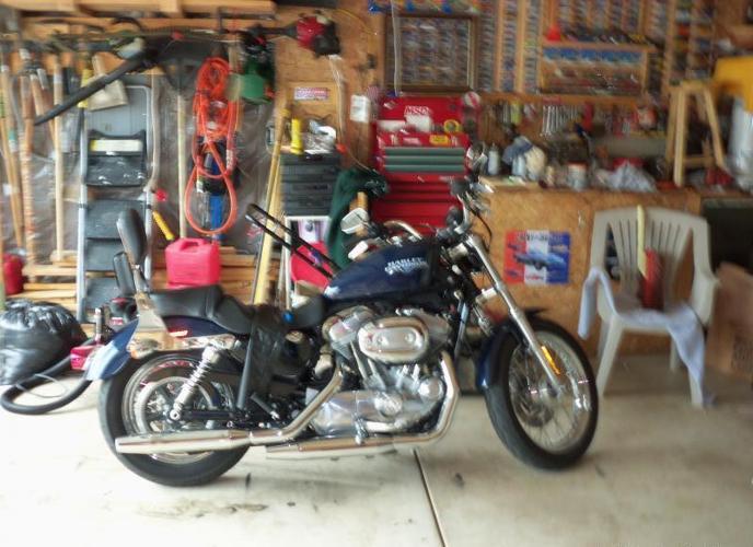 2008 Harley Davtdson Sportster