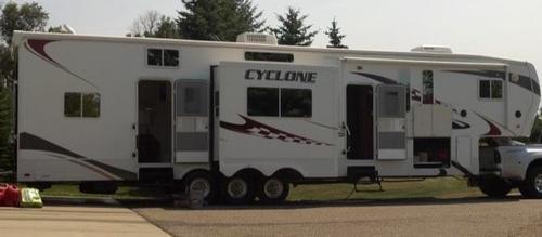 2009 Heartland RV Cyclone