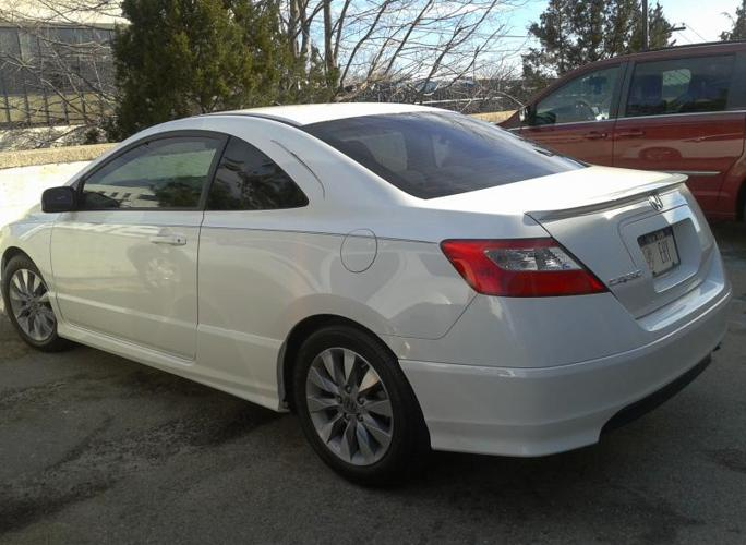 2010 HONDA CIVIC EX COUPE LIKE NEW CLEAN CAR FAX -