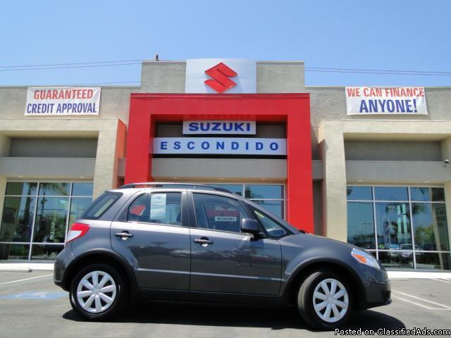 2010 Suzuki SX4 - Functional and Fun! 15,xxx Miles! - Price: call