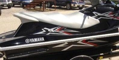 2010 YAMAHA VX110 DELUXE Jet Ski