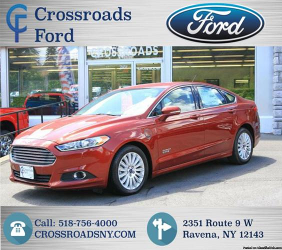 2014 Ford Fusion Energi SE Sedan! BRAND NEW 2014 LEFT OVER! #N6498C