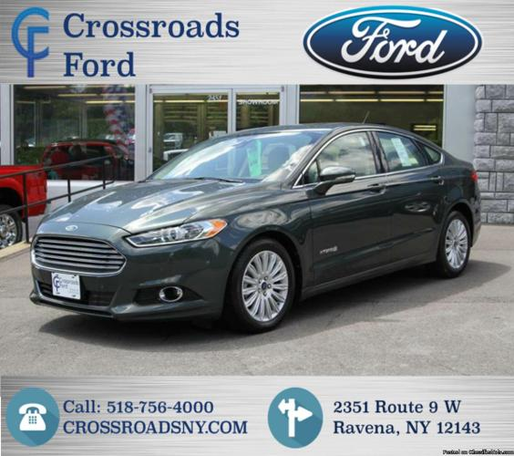 2015 Ford Fusion Hybrid Sedan Atkinson! BRAND NEW LEFT OVER! #N6774C