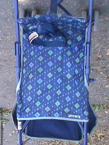 3 strollers for sale - Price: 40.00