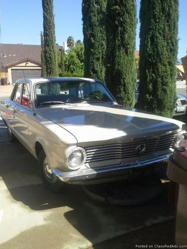 64 PLYMOUTH VALIANT