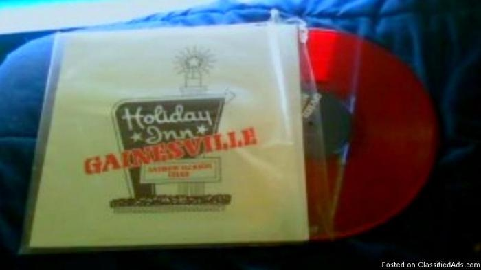 Andrew Jackson Jihad-Holiday inn Gainesville(red wax) - Price: offer