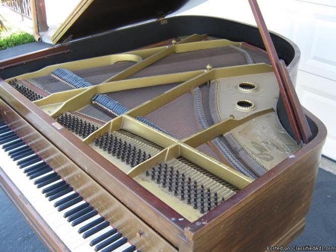 BABY GRAND PIANO - Price: $5,400.