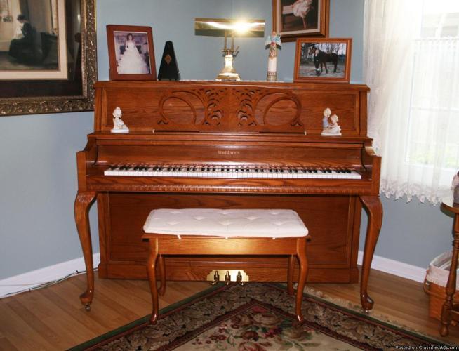 Baldwin Hamilton Limited Edition Studio Piano