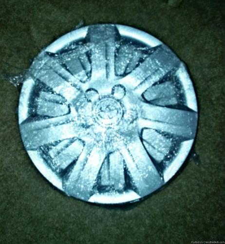 Beautiful Toyota hubcaps size 16 9517969278