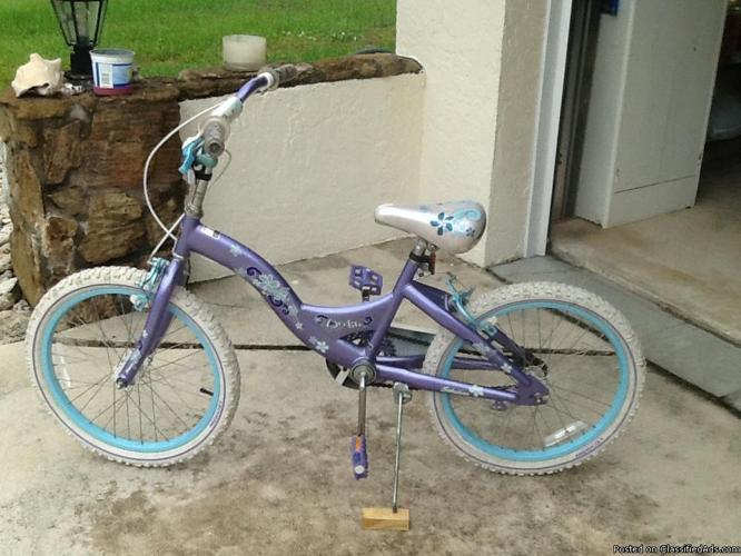BMX BICYCLE, SCHWINN DEELITE, GIRLS YOUTH