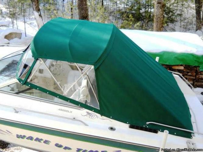 Boat Tops-Upholstery-Awnings