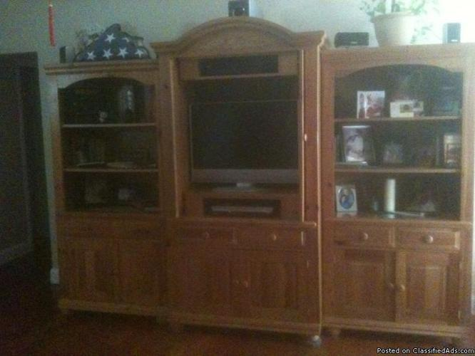 Broyhill Fontana Entertainment Center   Price: 750.00 Or B.O