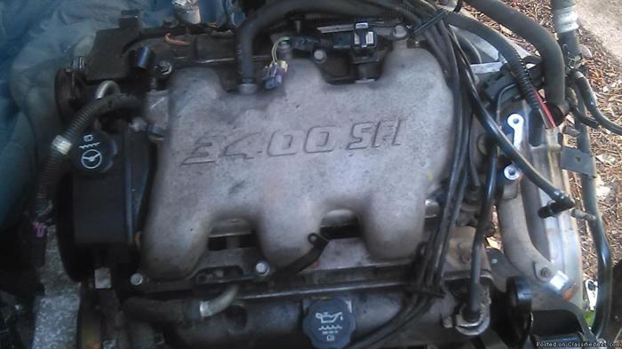 chevy v6 3400 motor
