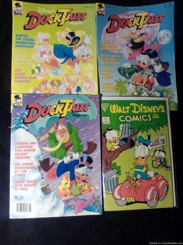 Comic Books: Disney