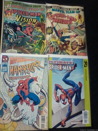 Comic Books: Spiderman