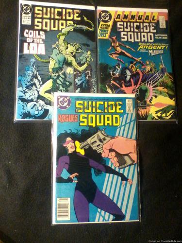 Comic Books: Suicide Squad