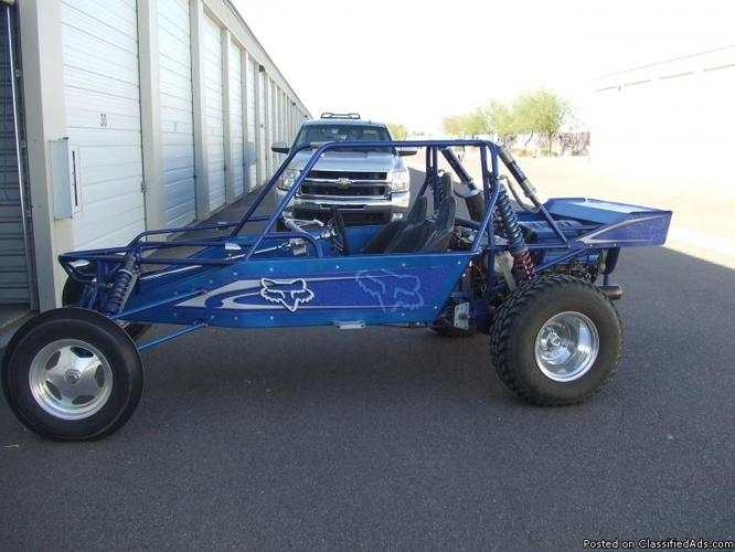Custom Sand Rail, 2 Seat Sand Car, V6 Shortstar W/Long