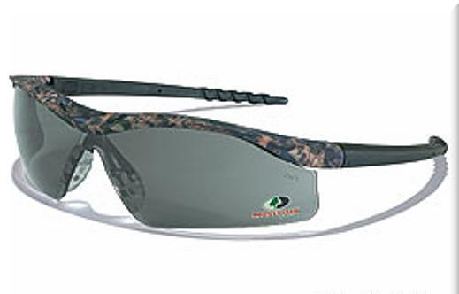 DALLAS STYLE SAFETY GLASSES**CAMO/GRAY**FREE EXPEDITED SHIPPING**CASE INCLUDED
