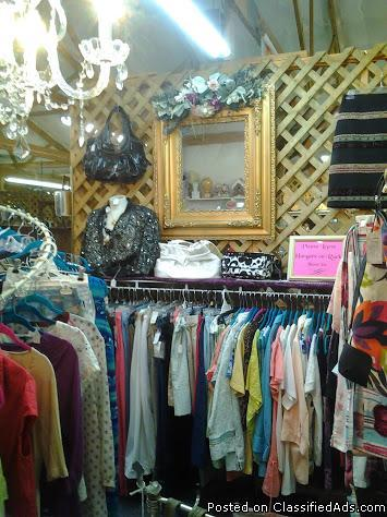 Designer Clothes, Jewelry and Accessories