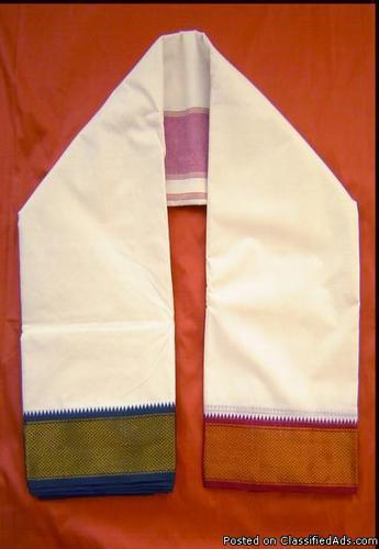 Dhoti the Earliest Garment