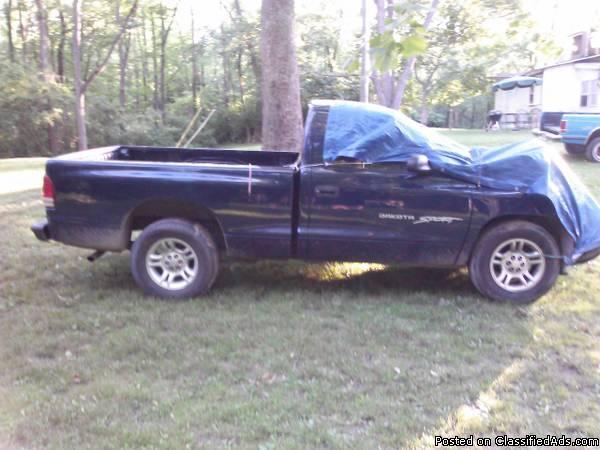 Dodge Dakota Truck parts